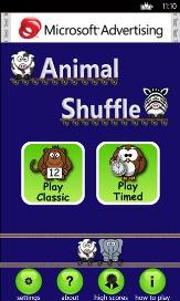 Animal Shuffle - 26