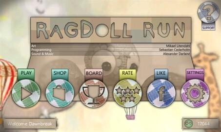 Ragdoll Run - 1