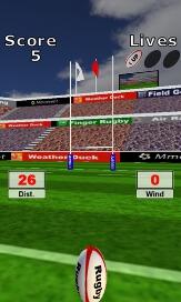 Finger Rugby - 1