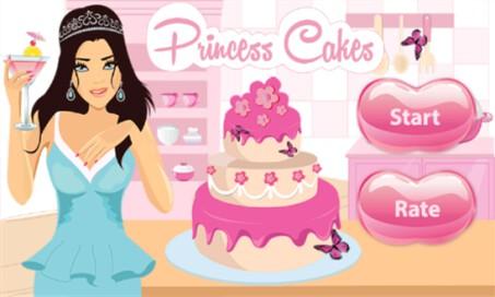Princess Cakes - 1
