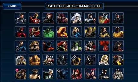 Avengers Alliance - 3