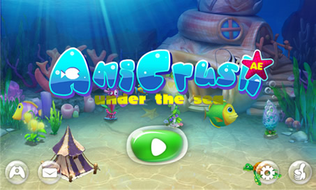 AniCrush - Under the Sea - 1