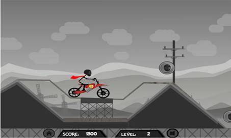 Stickman Bike - 1