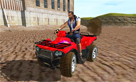 ATV Quad Bike Racing Mania - 2