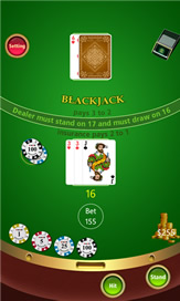 Blackjack - 3