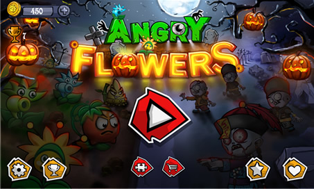 Angry Flowers HD - 53