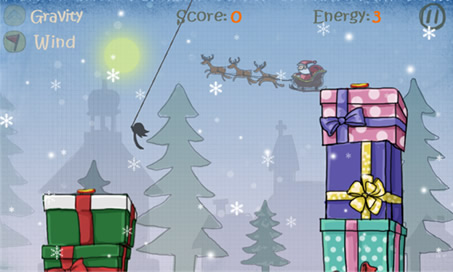 AE City Jump - Christmas - 2