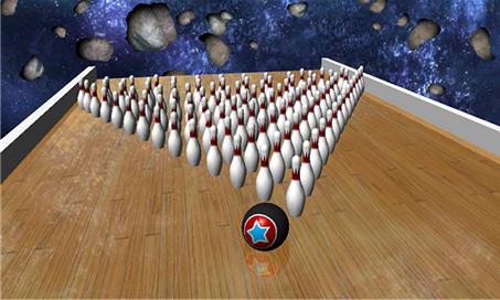Galaxy Bowling 3D - 1