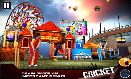Cricket 3D World Street Challenge - 2