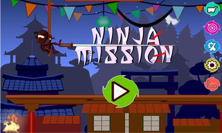 Ninja Mission - 1