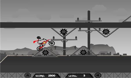 Stickman Bike - 3