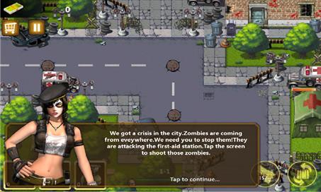 Mad Kill Zombie - 4