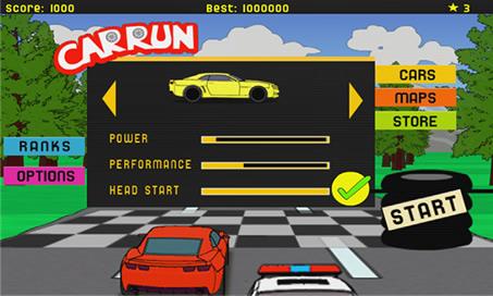 Car Run - 45