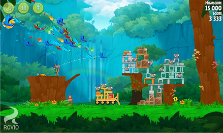 Angry Birds - 1