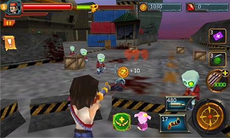 AE CoC Zombie - 1