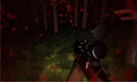 Dark Horror Forest 3D Dead Army PRO Zombie Sniper - 4