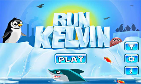 Run Kelvin - Run Jump Fly Penguin - 1