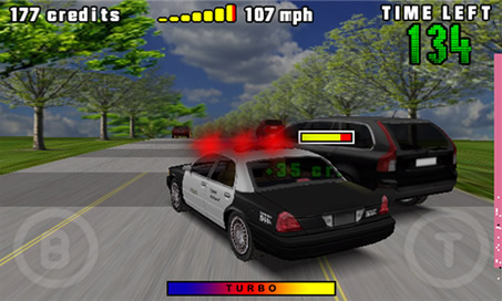 3D Brutal Chase - 1