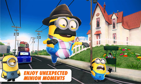 Despicable Me: Minion Rush - 4