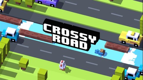 Crossy Road - 1