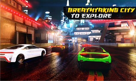Speed Race: Real Racing Need & Racer Asphalt Track - 3