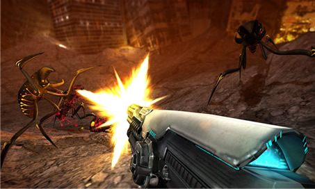 Dead Call: Combat Trigger & Modern Duty Hunter 3D - 3