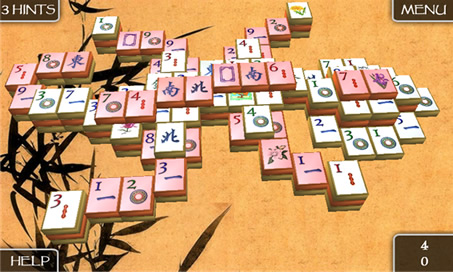 3D Mahjong Solitaire Free - 3