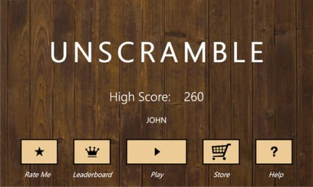 Unscramble - 1