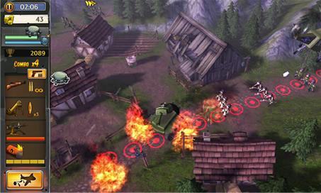 Hills of Glory 3D - 3