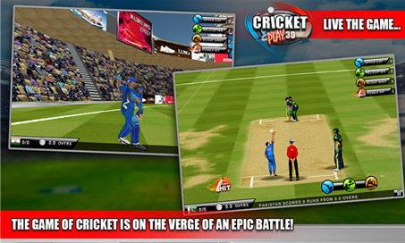 Cricket Play 3D - 6