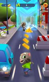 Talking Tom Gold Run - 1