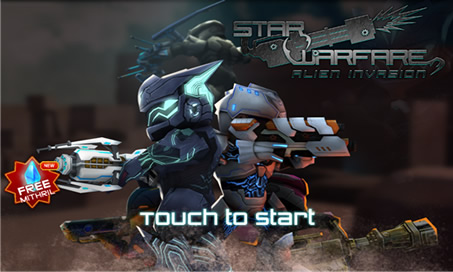 Star Warfare: Alien Invasion - 1