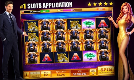 Slots - House of Fun - 4