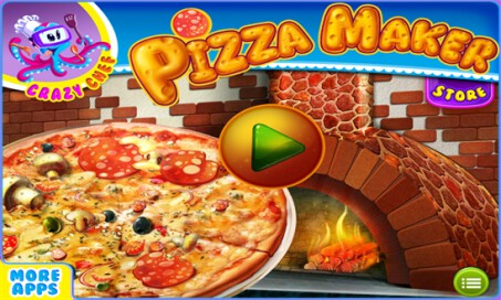 Pizza Crazy Chef - Make, Eat and Deliver Pizzas - 1