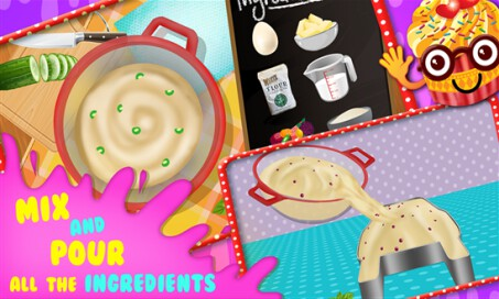 Cake Maker Chef - Cooking Games - 2