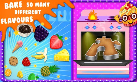 Cake Maker Chef - Cooking Games - 3