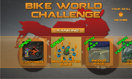 Motor Bike World Challenge - 1