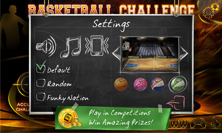 Basketball Challenge - 4