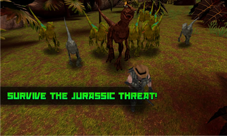 Dino Escape: Jurassic Hunter - 2