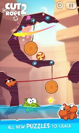 Cut the Rope 2 - 3