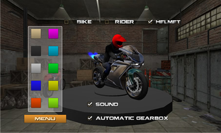 Motor Bike World Challenge - 2