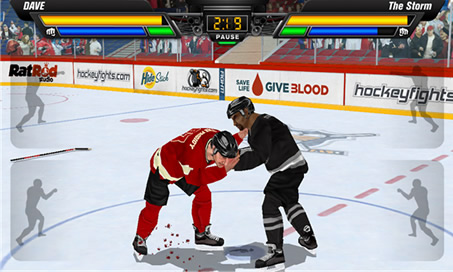 Hockey Fight Lite - 33