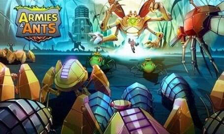 Armies & Ants - 1