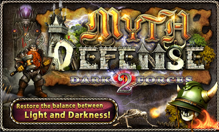 Myth Defense 2: DF free - 1