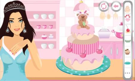 Princess Cakes - 3