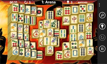 Mahjong - 1