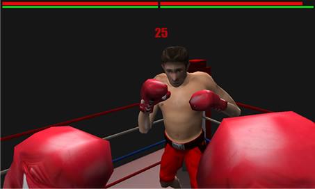 Boxe Game - 1