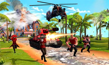 Blitz Brigade - 2