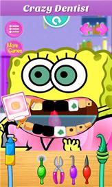 Baby Sponge Dentist - 1