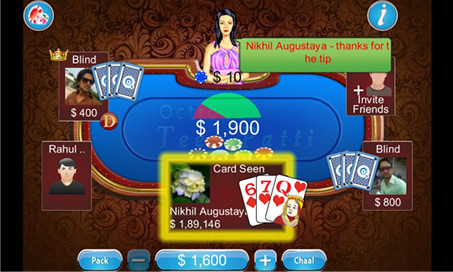 Teen Patti - Indian Poker - 1